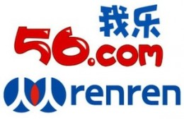 RenRen and 56-com رنرن