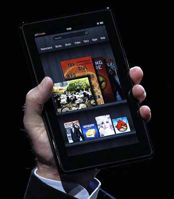 Amazon Kindle Fire أمازون كيندل فاير