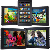 Kindle Fire Vs Nook Color Vs iPad 2 كيندل فاير وأي باد 2 ونووك كولور